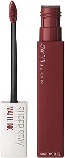 Maybelline Batom Superstay Matte Ink Voyager - Batom Liquido De Longa Duração 5Ml, Maybelline, Voyager