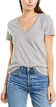 J.Crew Mercantile Women's Vintage Cotton V-Neck T-Shirt