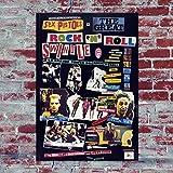 Film Poster The Great Rock 'n' Roll Swindle Sex Pistols -