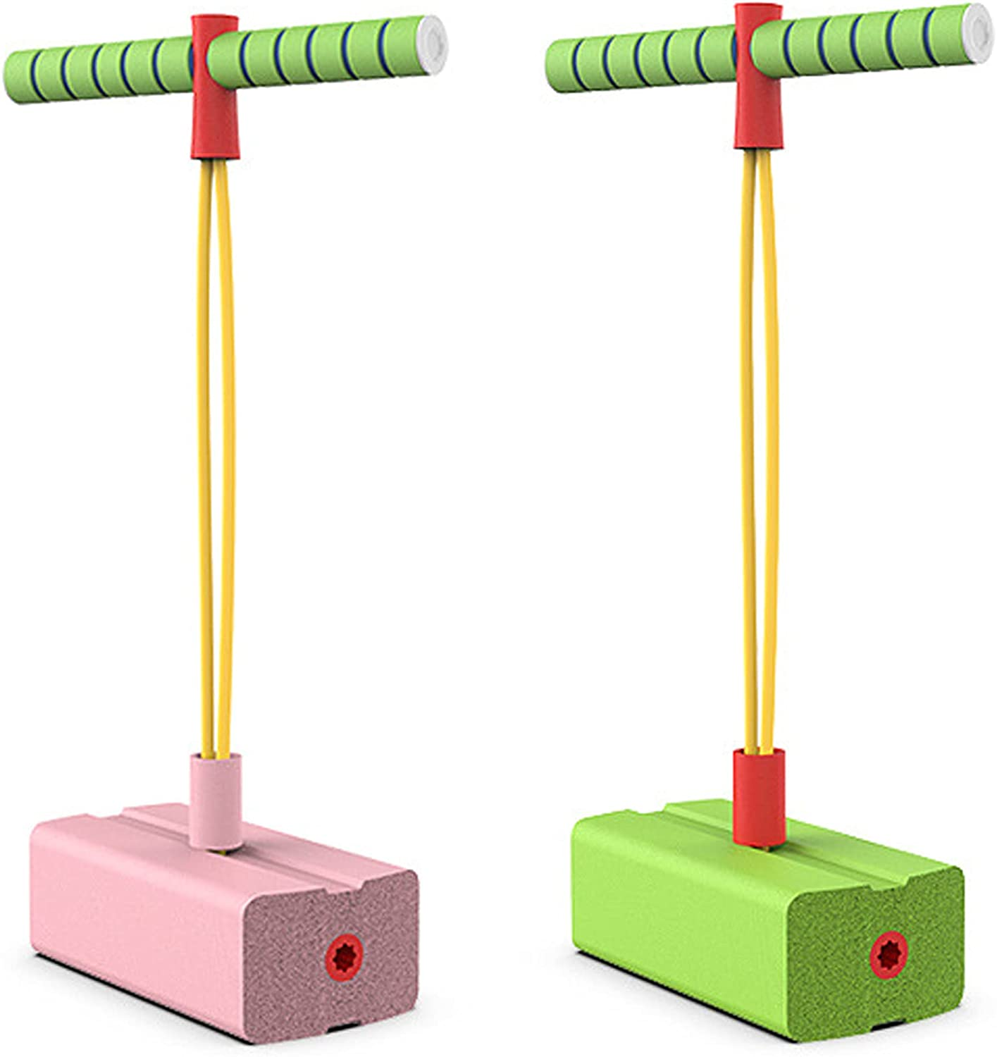 Toy Foam Pogo Jumper Japan's largest assortment Stick Jumping Max 85% OFF Pole Easy to Sa Carry