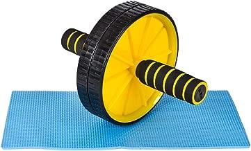 Cosfer Ab Wheel Slider Karın, Göğüs, Kol, Omuz ve Sırt Çalıştırıcı Egzersiz Tekeri