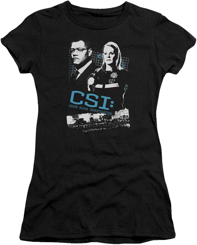 CSI  Juniors Investigate This Premium Bella TShirt
