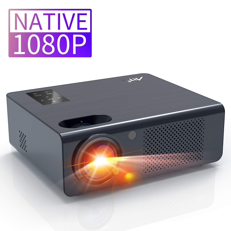 Proyector 6500 Lúmenes Full HD 1080P Nativo-Artlii EnergonPlus ...