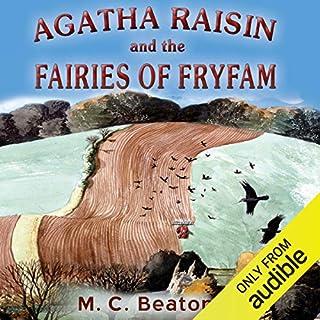 Agatha Raisin and the Fairies of Fryfam cover art