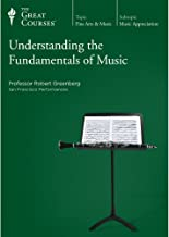 Best the great courses understanding the fundamentals of music Reviews