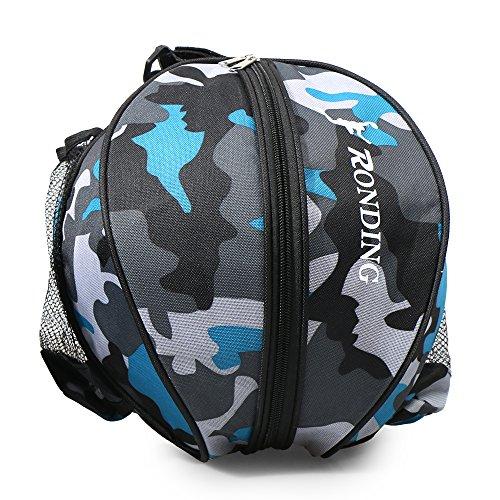 Lixada Deportes Bola Redonda Bolsa de Baloncesto de Fútbol Balón de Voleibol de Transporte