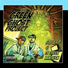 The Green Ghost Project by The Evil Genius DJ Green Lantern & Styles P (2011-11-23)