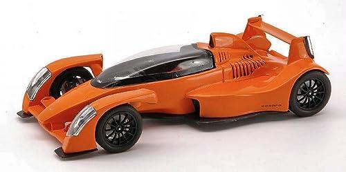 SPARK MODEL S0627 CAPARO T 1 2007 Orange 1 43 MODELLINO DIE CAST MODEL