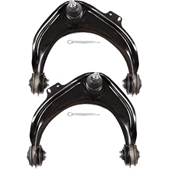 TUCAREST 2Pcs K620284 K620285 Left Right Front Upper Control Arm and Ball Joint Assembly Compatible 2001-2003 Acura CL 1999-2003 TL 1998-2002 Honda Accord Driver Passenger Side Suspension