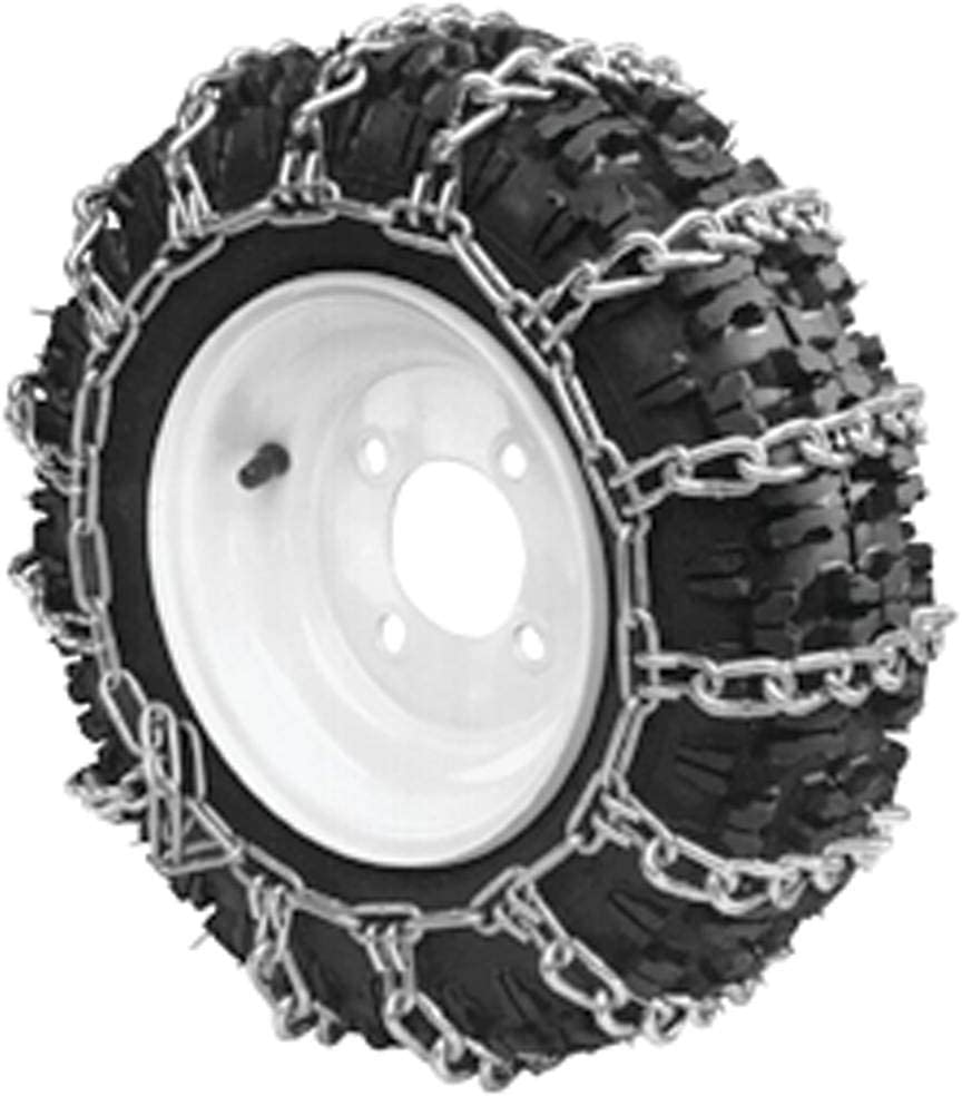 Stens 180-428 2 outlet Link Tire New Orleans Mall Chain Black