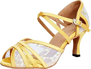 628cf8c84281e Amazon.com: Yellow - Ballet & Dance / Athletic: Clothing, Shoes ...