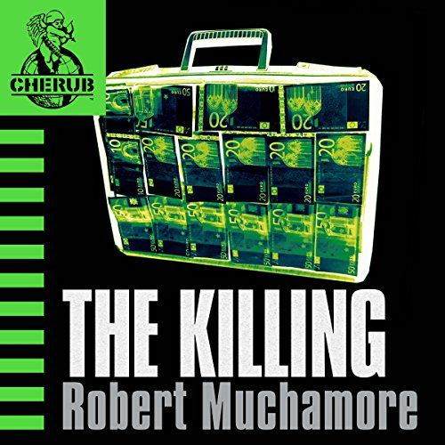 Cherub: The Killing audiobook cover art