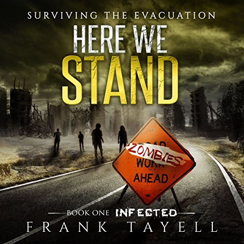 Here We Stand audiobook cover art
