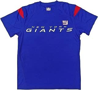 G-III Sports New York Giants Men's Elite Fashion Performance T-Shirt