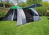 Zoom IMG-1 tenda da campeggio per 6
