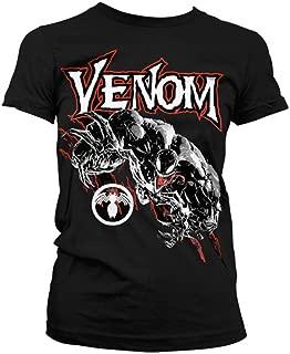 Officially Licensed Merchandise Venom Girly T-Shirt
