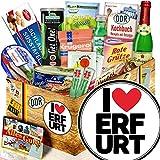 I love Erfurt ++ DDR Spezialitäten ++ Geschenkidee Erfurt