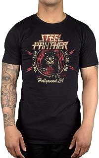 steel panther shirt
