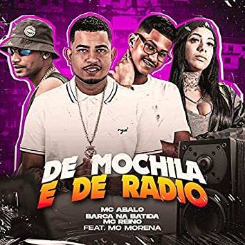 De Mochila e de Rádio (feat. Mc Morena) (Brega Funk)