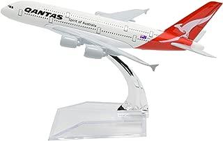 Tang-Dynasty(TM 1:400 16cm Air Bus A380 Qantas Metal Airplane Model Plane Toy Plane Model