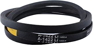 954-04043A Drive Belt for MTD 754-04043 Compatible with Cub Cadet RZT50 Deck Belt