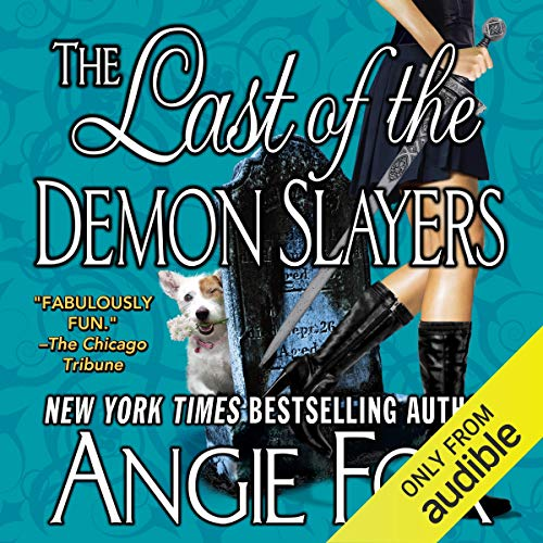 The Last of the Demon Slayers cover art