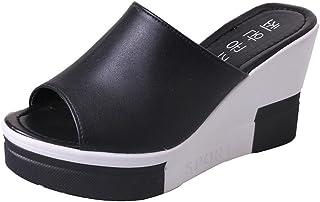 Slippers Pantoufles l'été Femme honestyi la Femme a été Escarpins Chaussures Sandales Chaussures Sandales Chers Romains Tongs