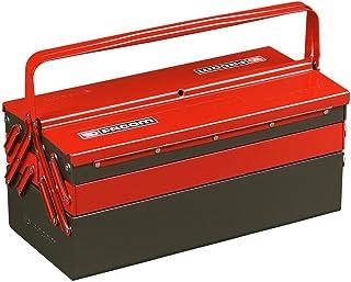 Amazon.es: caja herramientas metalica