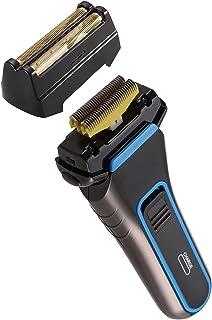 LYRSRX Electric men's razor reciprocating knife head scraper men's shaving knife