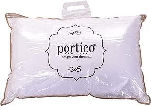 Portico York White Microfibre Pillow