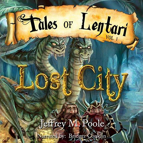 Lost City cover art