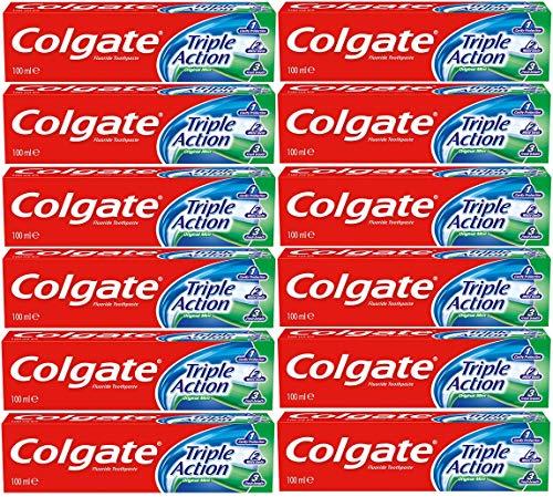 Vultech Pasta dientes fluoruro menta triple acción