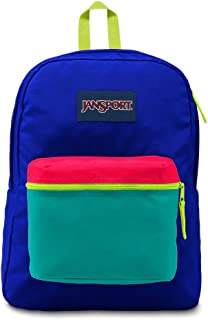 Exposed Backpack - Regal Blue/Neon Yellow
