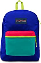 Jansport Exposed Fashion Backpack For Unisex - Blue, JS0A3C4X4C1 (3100)