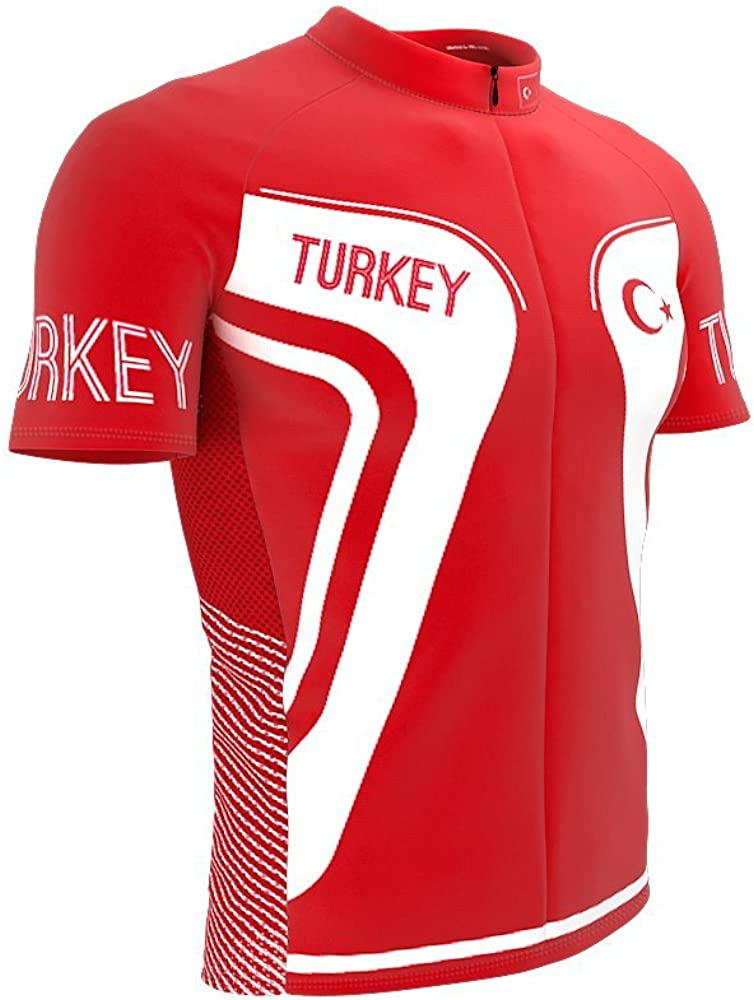 ScudoPro Turkey Las Vegas Mall Full Zipper Bike Cycling Short 2021 autumn and winter new Jersey Sleeve for