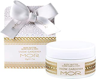 MOR Boutique Little Luxuries Snow Gardenia Body Butter, 50 g