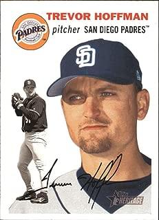 2003 Topps Heritage #5 Trevor Hoffman Padres MLB Baseball Card NM-MT