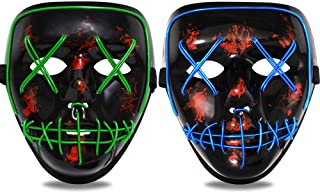 Best light up guy fawkes mask Reviews