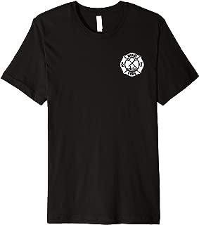 Miami Florida Fire Rescue Department Firefighters Duty Premium T-Shirt