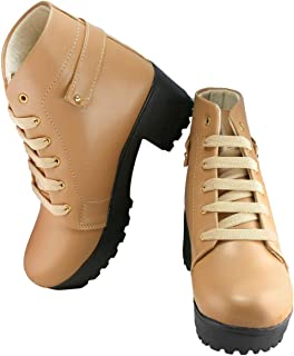 Legendary Style High Ankle Boots for Women Resonable