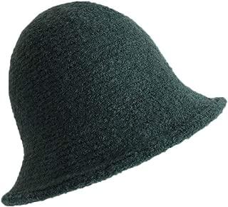 HK Hats for Women,Wool Hat, Ladies Fashion Basin Cap, Korean Casual Fisherman Hat, Khaki, Beige, Brown, Gray, Green, Pink, Yellow (Color : Green)