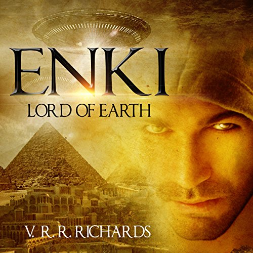 Enki audiobook cover art
