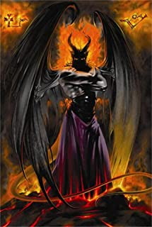 Lucifer Poster by L.A. Williams 24 x 36in