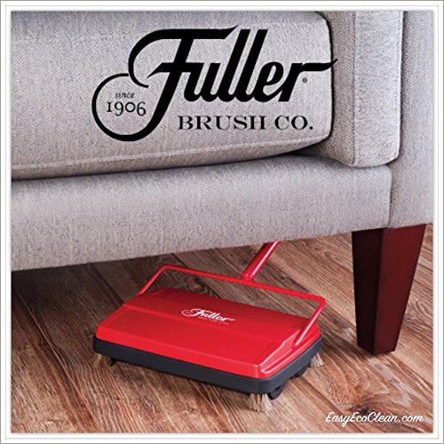 best manual carpet sweeper