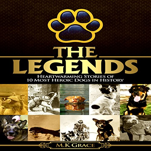 The Legends audiobook cover art