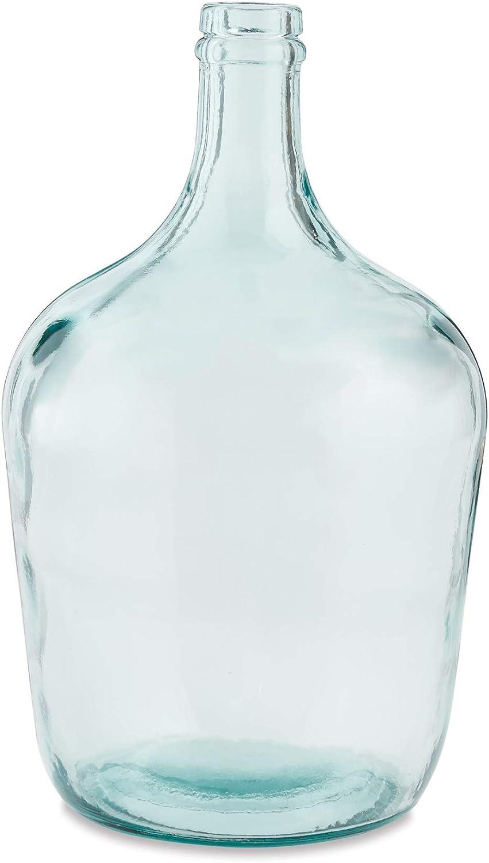 大人気 Mud Pie Clear CARAFFE Bottle 42600174C 価格 交渉 送料無料