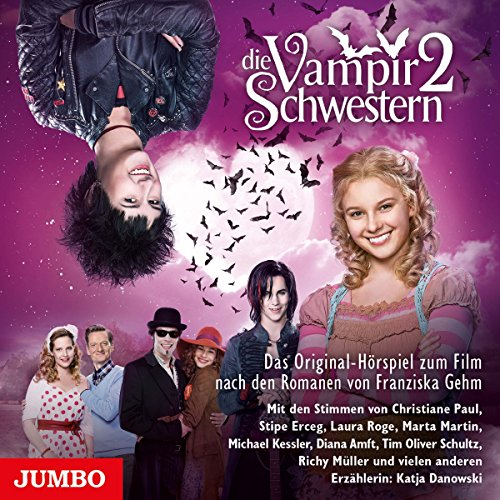 Die Vampirschwestern 2 Titelbild