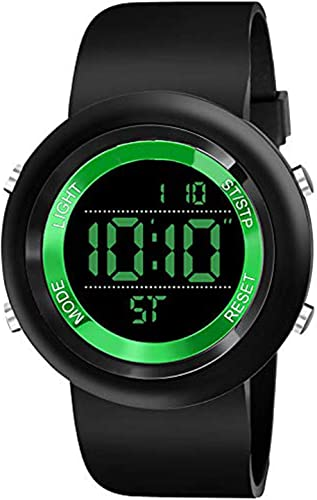 Multi Function Day And Date Alarm Kids Digital Sports Watch For Boys Girls