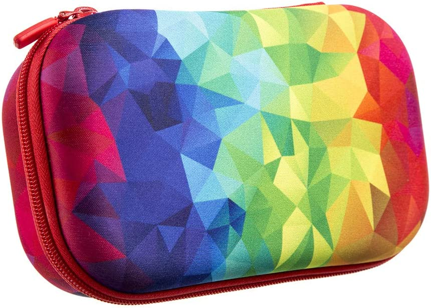 ZIPIT San Jose Mall Colorz Pencil Box Holds Up All stores are sold Pens 60 to Storage Durable Co