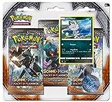 Pokemon 25956 Pokémon Company International 25956-PKM SM03 3-Pack Blister DE